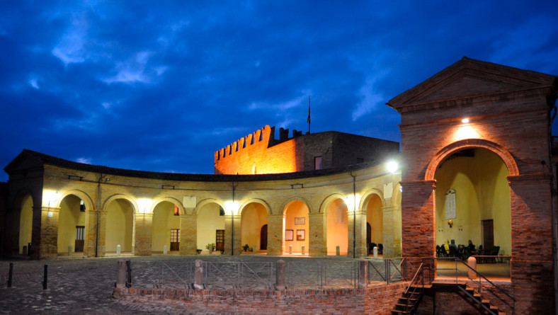 Rocca Malatestiana di Mondaino