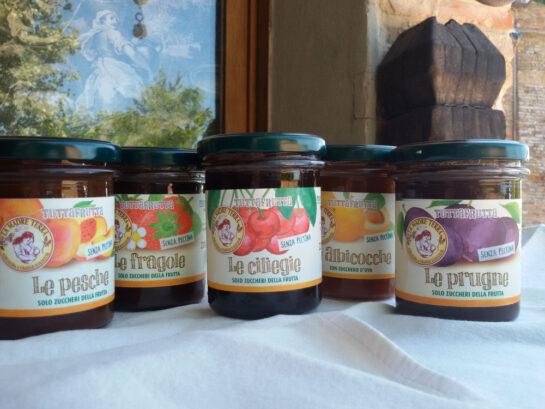 Marmellate di frutta