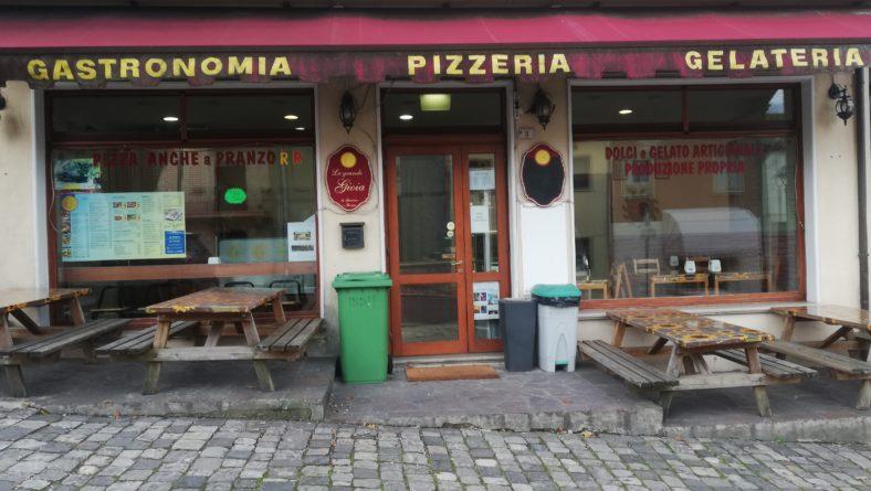 La Grande Gioia Gastronomia Gelateria Pizzeria a Mondaino