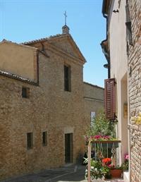 Chiesa Clarisse Mondaino