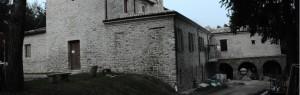 Ristrutturazione Chiesa Laureto