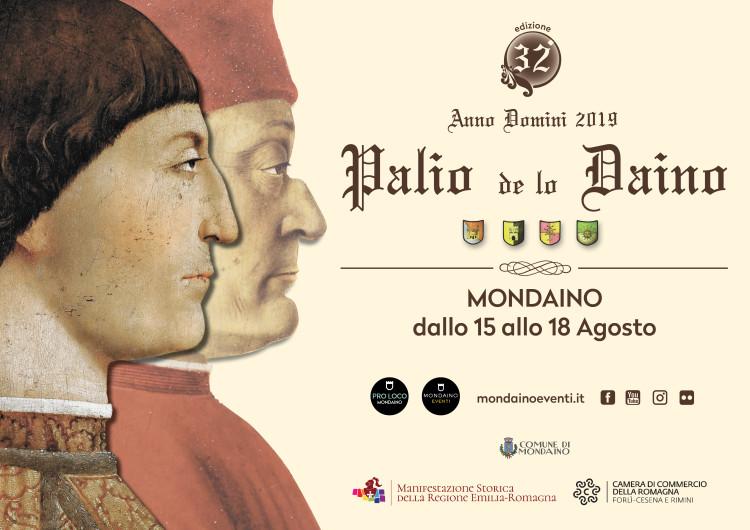 PALIO DEL DAINO 2020 ANNULLATO CAUSA COVID-19